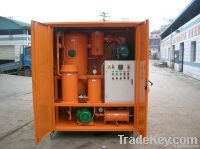 ZYD double stage vacuum transformer oil purifier