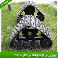 Popular rubber track for sale