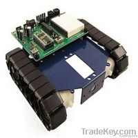 nice quailty robot rubber track