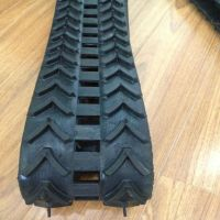 123*40*60 Mini Robot Rubber Track