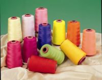 Colors of 100% spun polyester sewing thread