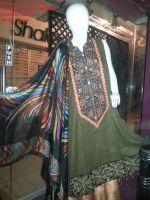 Ladies Fancy Embroidry Suits