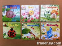 Jigsaw Puzzle Toys in paper of DIY
