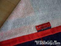 100% Pure Cotton  Reactive Printed  Beach Towel