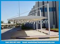 cantiliver car park shades in uae +971553866226