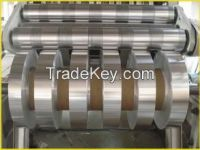 Aluminum bus bar for transformer