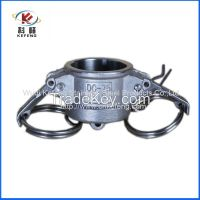 High Quality OEM Accept SS 304 316 camlock coupler &pipe fittings