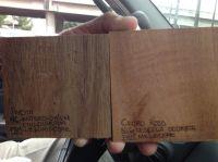 Wood Dalbergias, Granadillo, Camotillo, Cordia eleagnoides Barcino