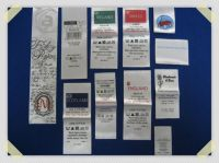 Labels, Tags, Inlays