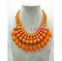 Wholesale Jewelry  Fashion lady necklace CN025