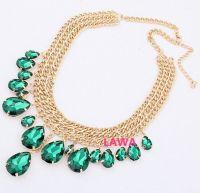 Wholesale Jewelry  Fashion lady necklace CN049