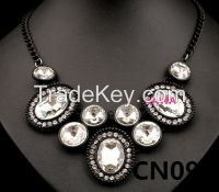 Wholesale Jewelry  Fashion lady necklace CN092