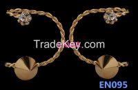 Fashion Clip earrings EN095