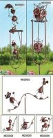 Garden swing-Flog, Owl, Ant, Cat, mouse