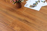 HDF Laminate Wood Flooring with mirror mold-press AC3 AC4 Best Seller