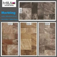 Marbling/Stone Parquet Laminate Flooring Tiles Class 31/AC3 Cheap Price Best Seller
