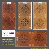 Parquet Laminate Flooring Tiles Wood Grain AC4 Best Cheap Price