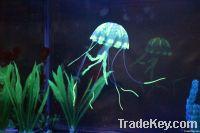Aquarium accessories Simulation M jellyfish