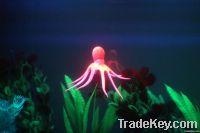 Aquarium accessories Simulation Octopus