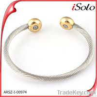 china wholesale supplier fashion jewelry accessory cuff wire bracelet