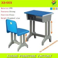 Professional manufacture School Student Desk and Chair