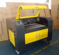 CO2 laser engraver, double heads, CCD laser cutter