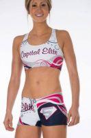 2014 Hot Sale Fashion Cheerleading Uniforms for Girls