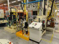 CO2 foaming machine