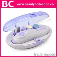 BC-1231 new personal battery manicure set