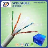 UPT cat5/cat5e/cat6 network cable