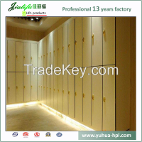 Jialifu design wood cabinet bathroom basins