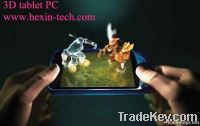 Glasses-free 3D tablet PC