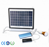 CE ISO TUV RoHS approved 2OW portable solar power system