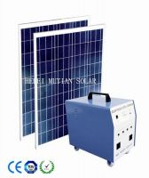 CE ISO TUV RoHS approved Off-grid portable solar power system 500w