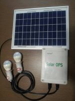 ECONOMICAL PORTABLE SOLAR LIGHTING