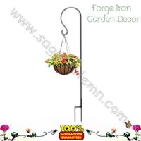 Iron Garden Shepherd Hook