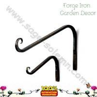 Iron Garden Hanging Hook