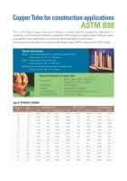 Copper Tube, Copper Pipe, Pancake Coil, LWC