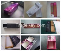 Hot Sale Custom Paper Hair Extension Packaging Box