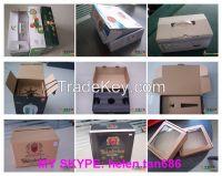 Hot sale Custom corrugated cardboard shipping carton box