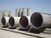 Prestressed Concrete Cylinder Pipes (PCCP)