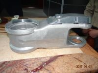 casted robot component----CT0013