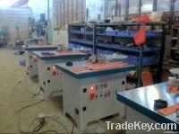 Sealing side machine