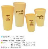 bioplastic cup