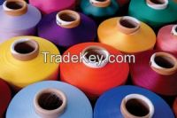 Polyester Drawn Textured and Stretch Yarn (DTY)