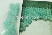 Genuine Light Aventurine 4mm Drilled Beads