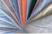 3.color-stripes�single�jersey�rayon spandex yarn dyed multi-stripe knitting fabric