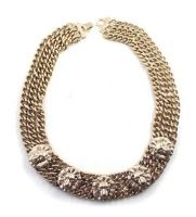 NEW VINTAGE STATEMENT COLLAR NECKLACES FASHION JEWELRY ACCESSORY