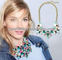 NEW VINTAGE STATEMENT PENDENT NECKLACES FASHION JEWELRY ACCESSORY