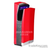automatic stainless steel double jet hand dryer